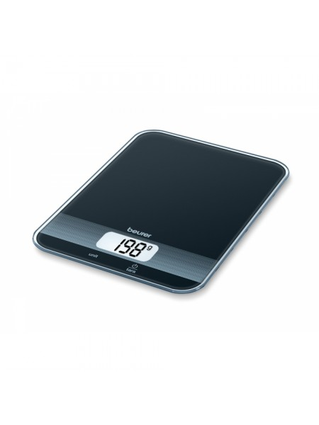 Весы электронные,черные,5 кг/1г, TCBEKS19N, CRISTEL