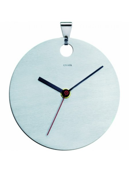 Настенные часы Навеска, матовый, нержавейка, TCH, CRISTEL
