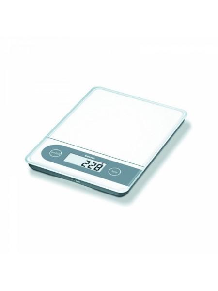 Весы электронные, белые, 20 кг/1г, TCBEKS59, CRISTEL