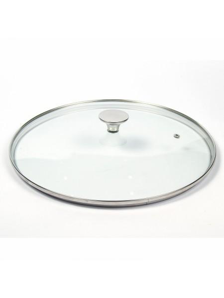 CWMK22 Крышка Cristel, Куквэй Мастер, стекло, ручка нержавеющая сталь, 22 см.