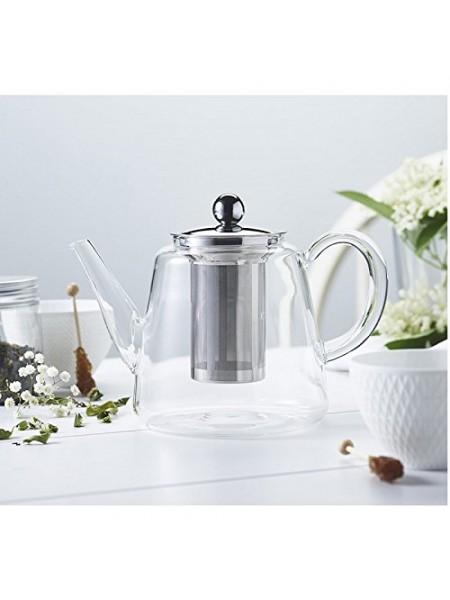 CRISTEL TH08VJ Заварочный чайник Жасмин CRISTEL, Чайники, 0.8 л., стеклянный
