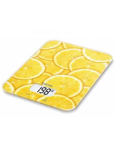 Весы электронные,лимон,5 кг/1г, TCBEKS19L, CRISTEL