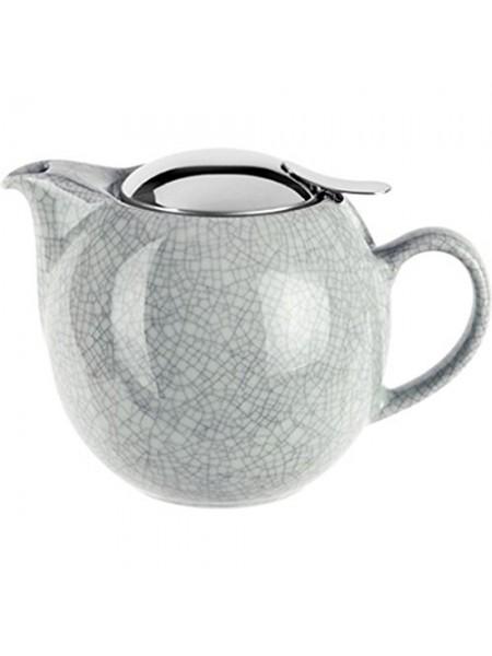 Заварочный чайник Чайники, серый фарфор и нержавейка, 0,68 л, TH07UGC, CRISTEL