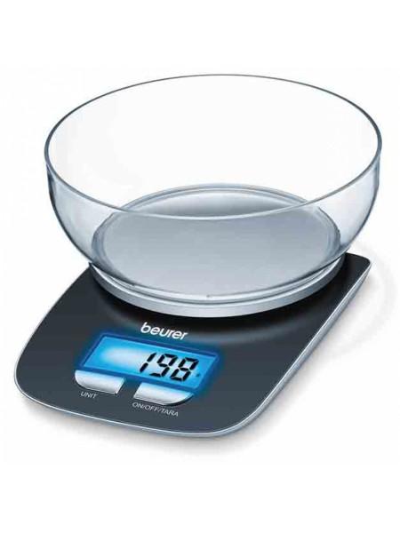 Весы электронные с чашей, 3 кг/1г/1,2 л, TCBEKS25, CRISTEL